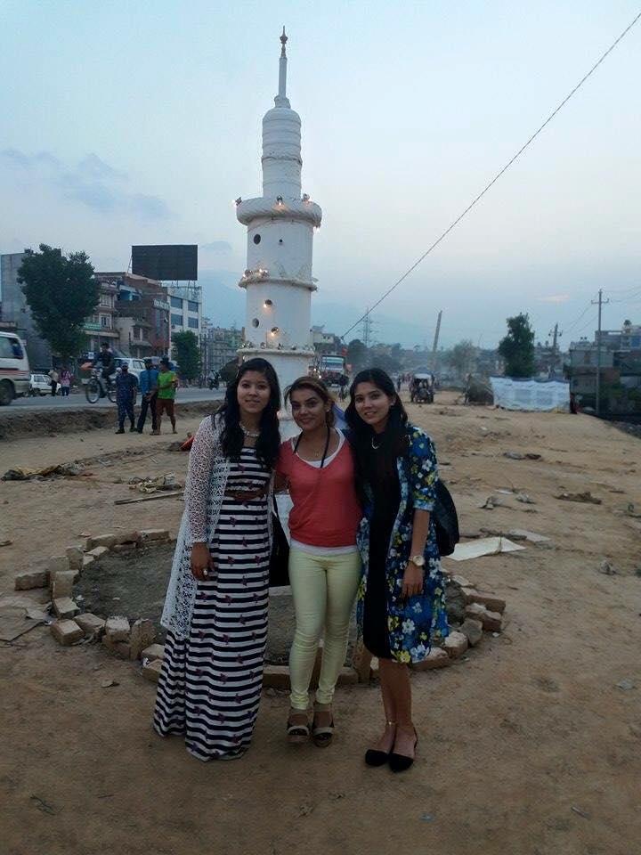 Dharahara mini tower